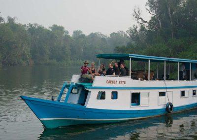 Borneo boat tour