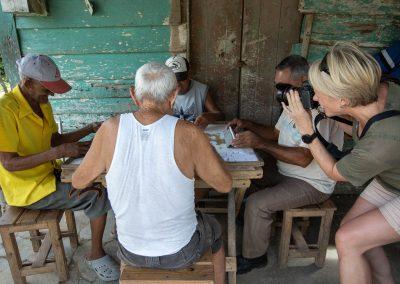 Capturing the Cuban culture